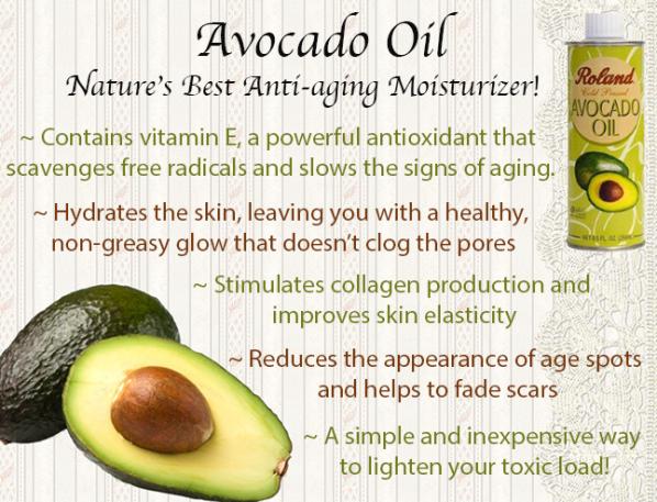 Avocado Oil Natural Skin Care Eat Heal Love