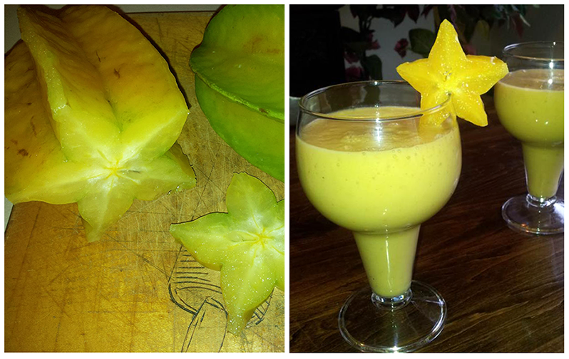 Star Fruit Smoothie