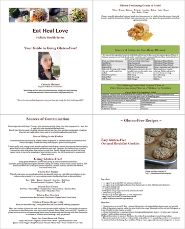eatheallove Gluten Free Guide