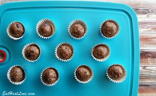 hemp heart truffles